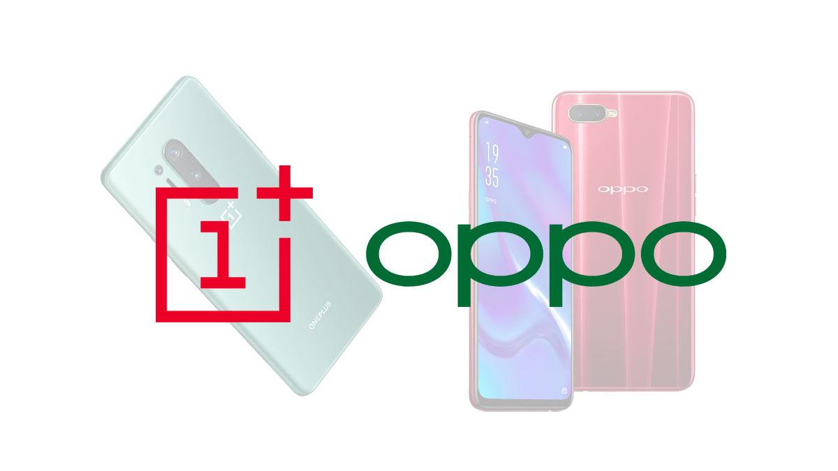 OnePlus a Oppo vylepšují vzájemnou spolupráci