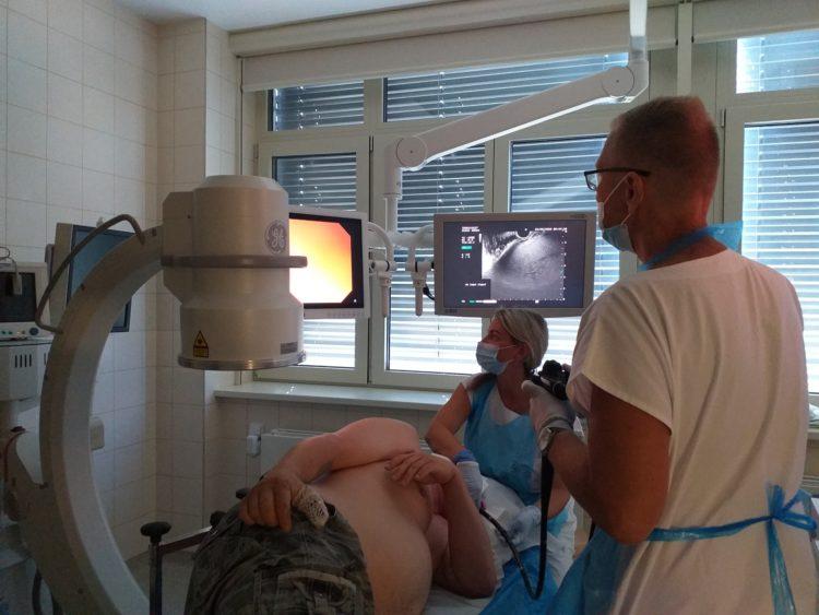 Masarykův onkologický ústav Nemocnice Brno endoskopie
