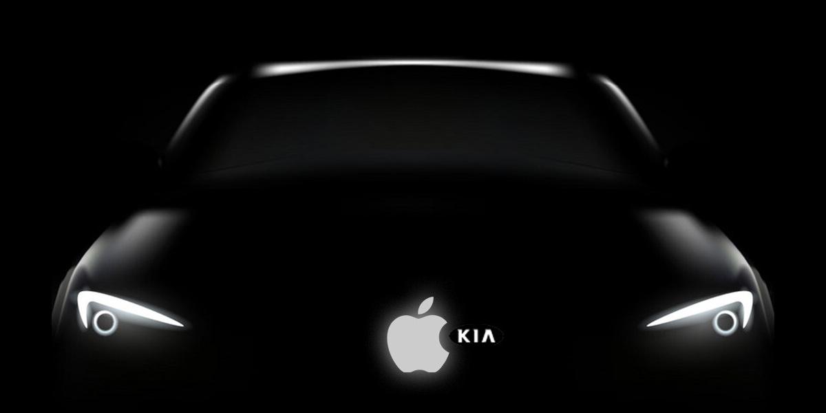 Apple Car: Hyundai a Kia jsou mimo hru