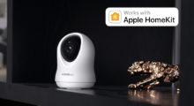 Nejdostupnější indoor kamera s podporou HomeKit Secure Video je tady! [sponzorovaný článek]