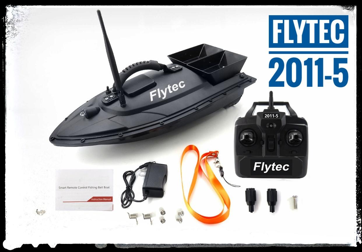 RC loďka nejen pro rybáře nyní za parádní cenu! [sponzorovaný článek]