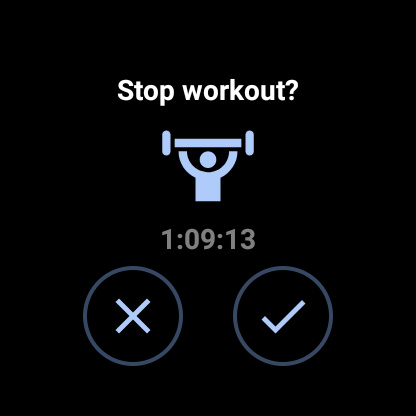 Google Fit for Wear OS 416x416x