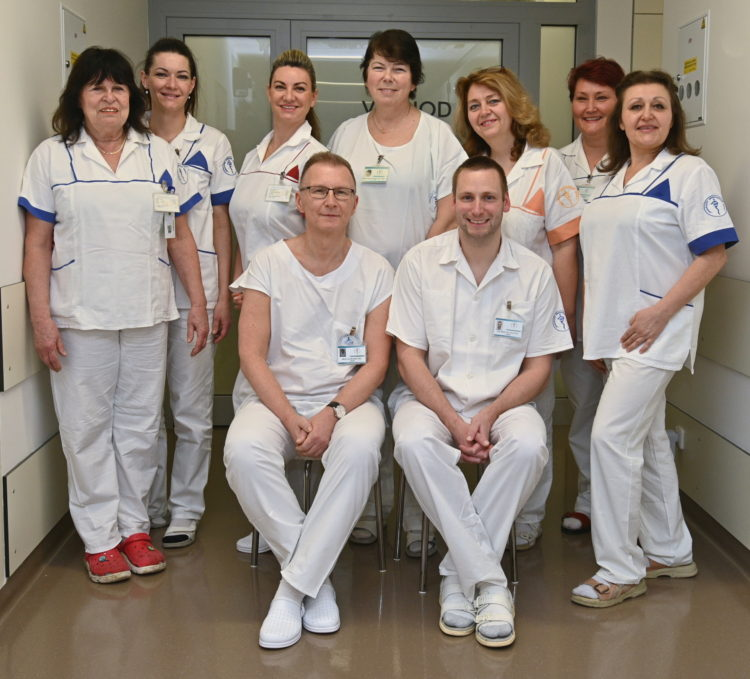 Masarykův onkologický ústav Nemocnice Brno personál