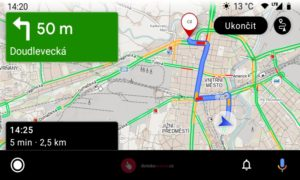 Mapycz Android Auto 12 800x480x
