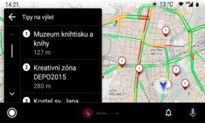 Mapycz Android Auto 9 800x480x