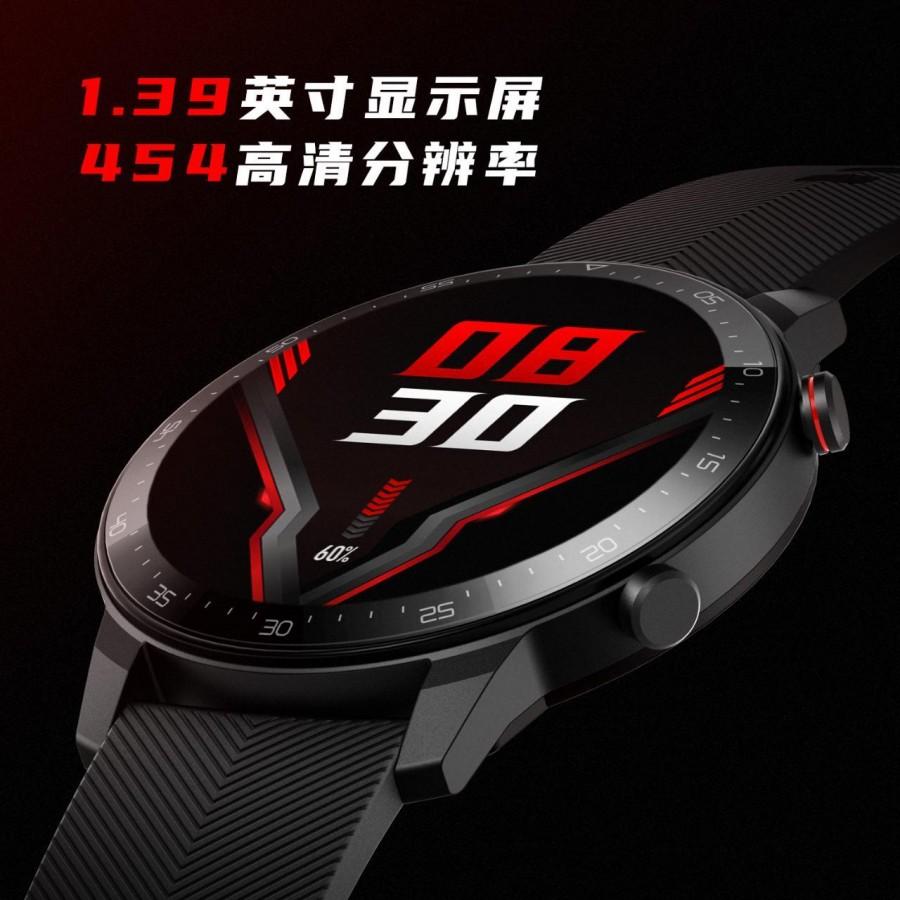 Nubia Red Magic Watch teaser 900x900x