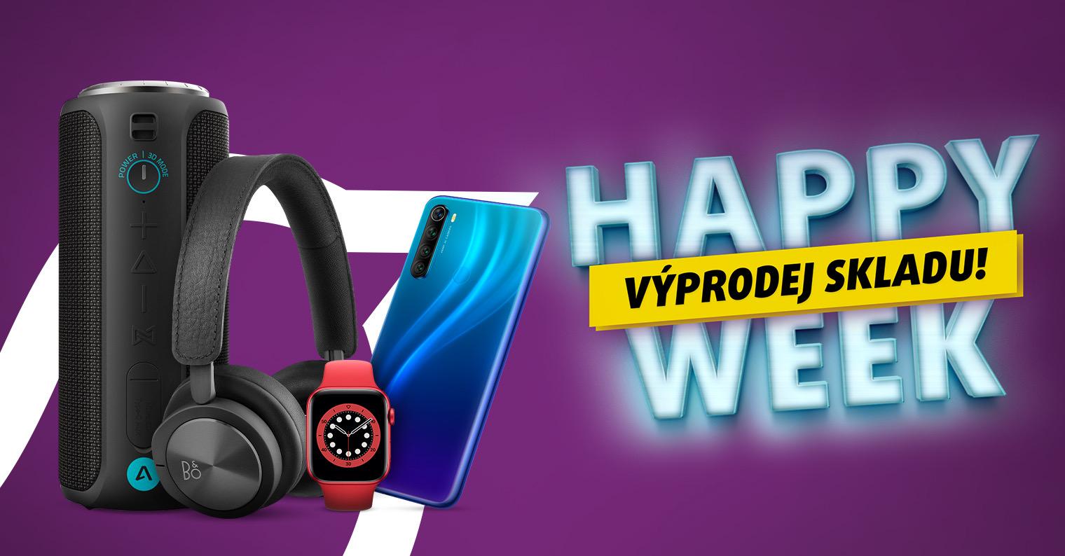 Smarty Happy Week: výprodej skladů zahájeno! [sponzorovaný článek]