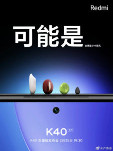 Redmi K40 series punch hole 690x920x