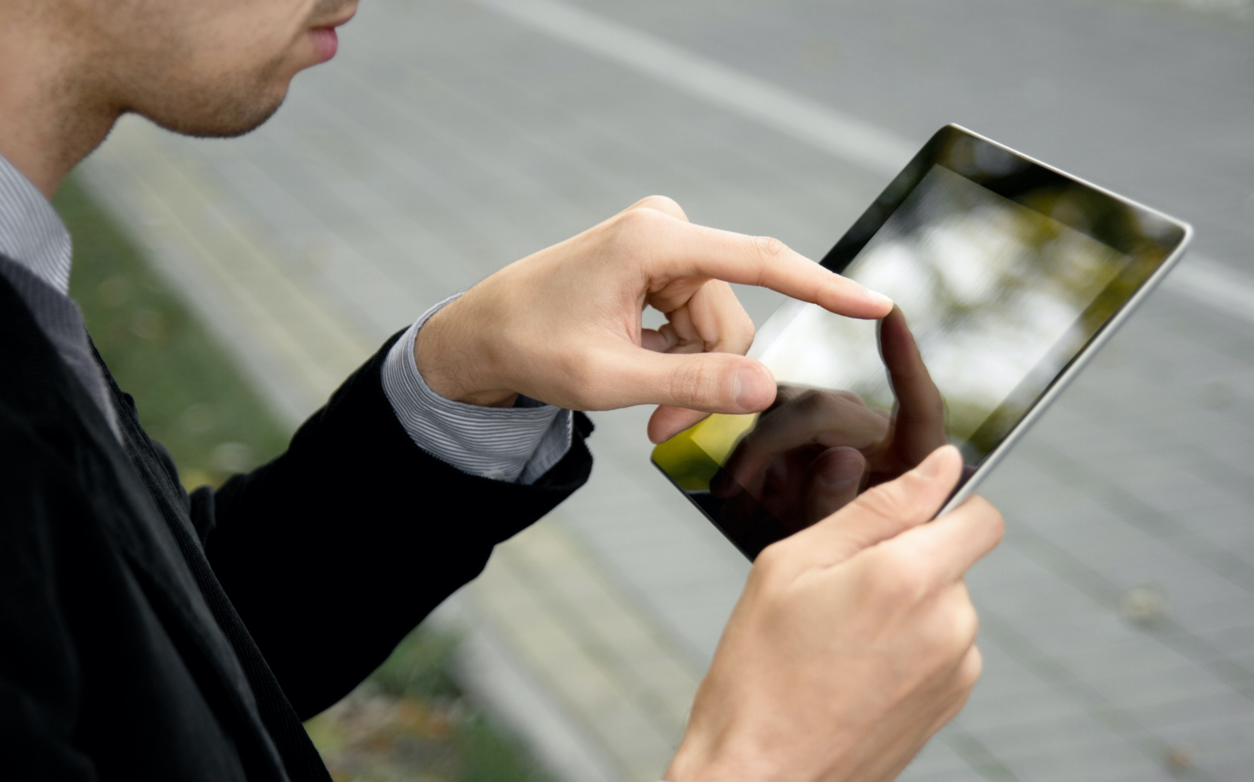 Nejvíce tabletů bylo dodáno na konci roku