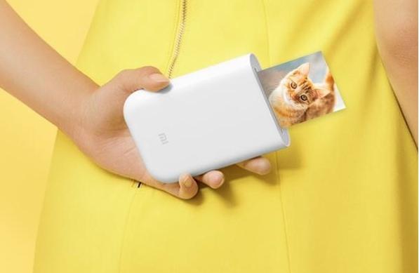 Xiaomi Mijia Mi Pocket Photo Printer 6 597x389x