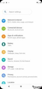 android 12 settings ui silky 5 498x1051x