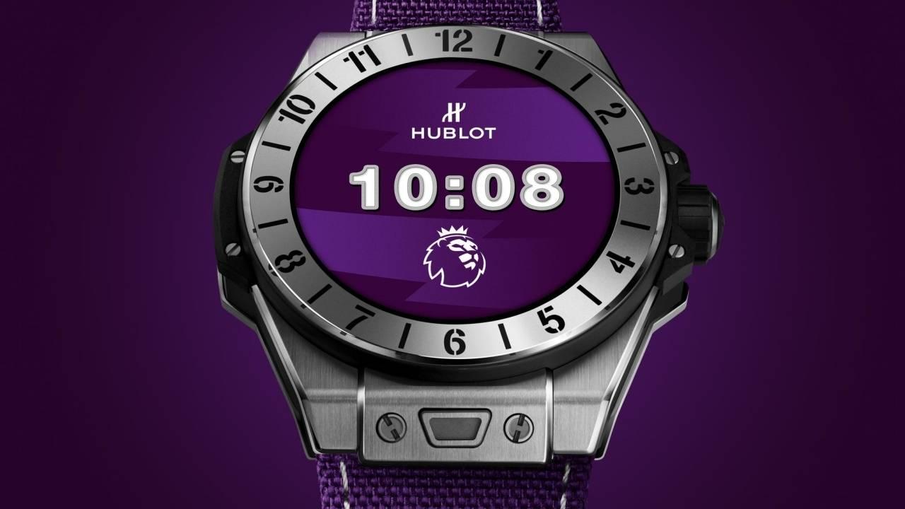Hublot plánuje Velký třesk v podobě chytrých hodinek s Wear OS