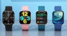 Krásné chytré hodinky s velkým displejem a dvěma pásky jen za 628 Kč [sponzorovaný článek]