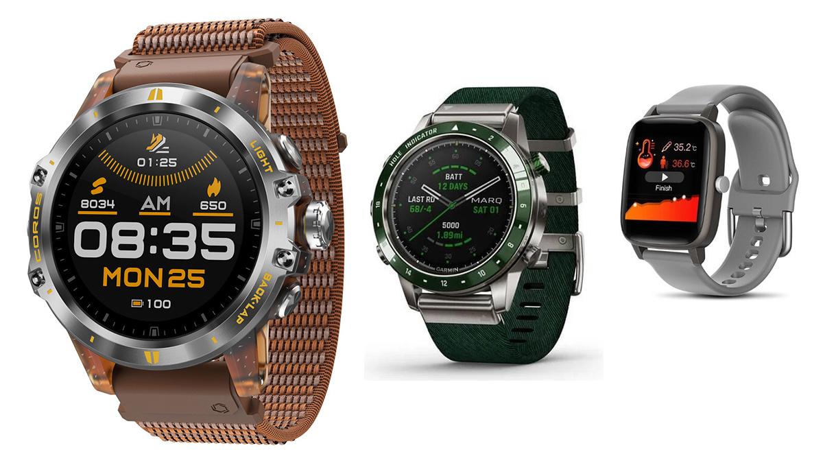 Chytré hodinky nově v obchodech – luxusní, levné i s dlouhou výdrží