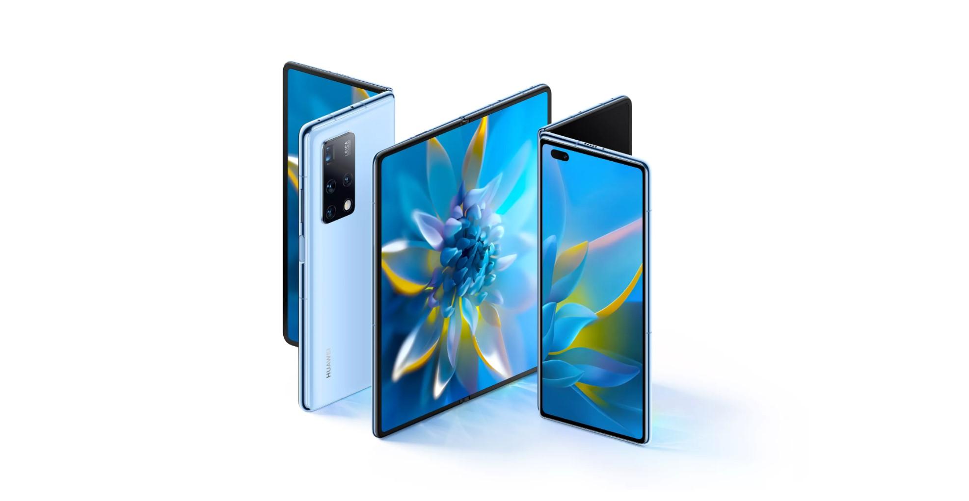Huawei Mate X2 představen – jiná konstrukce, vysoká cena