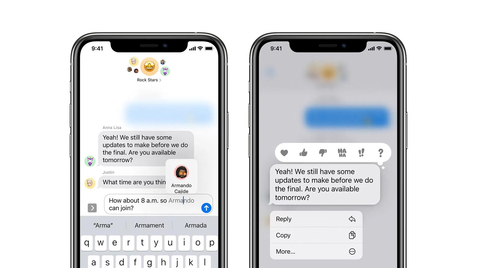 iMessage se v iOS 14 dočkalo další bezpečnostní vrstvy