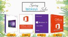 Bobkeys Cyber Spring Deal: Originální Windows 10 OEM doživotní licence jen 13,2 euro [sponzorovaný článek]