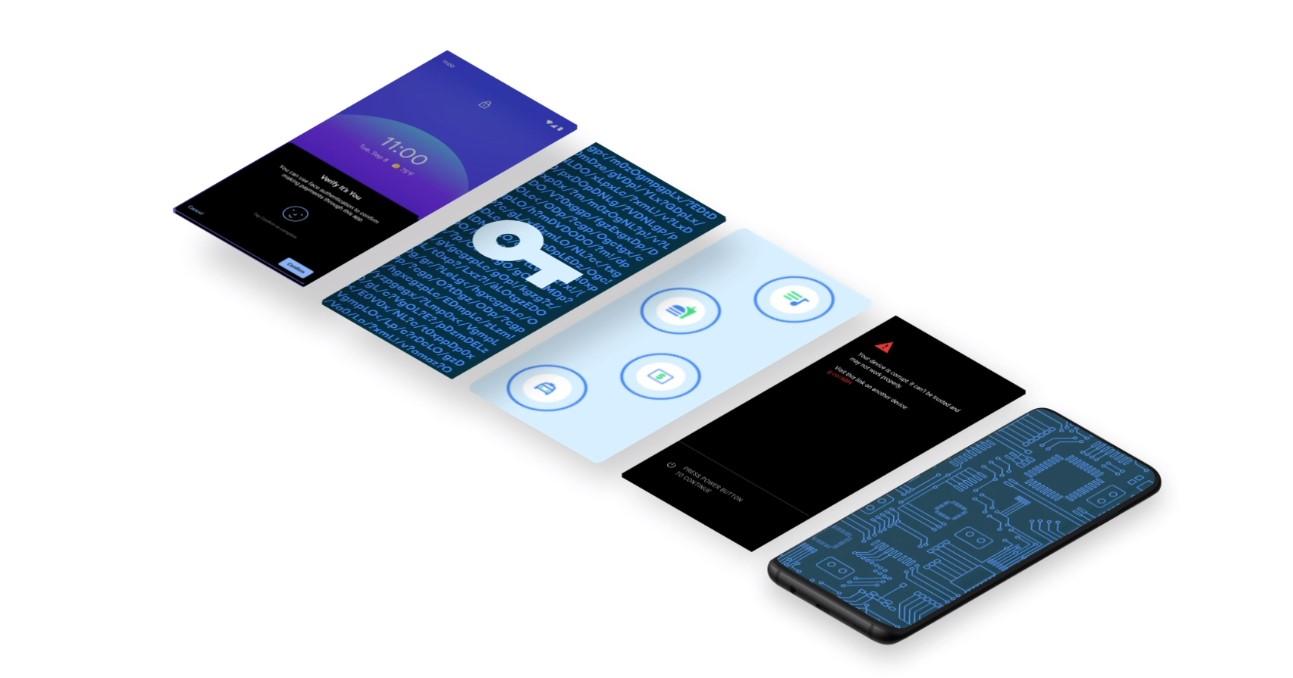 Správce hesel v Androidu vás upozorní na ohrožený uživatelský účet