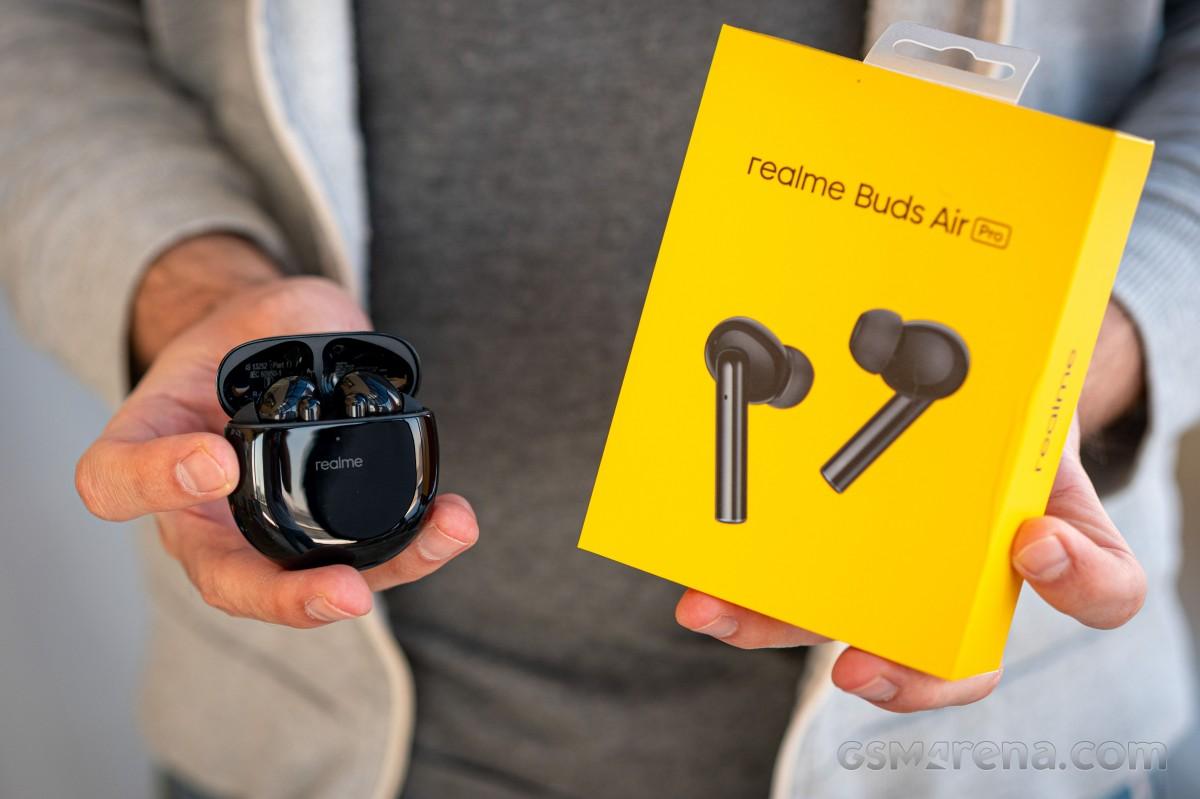 Realme Buds Air 2 přinesou aktivní potlačení šumu a nové zvukové efekty