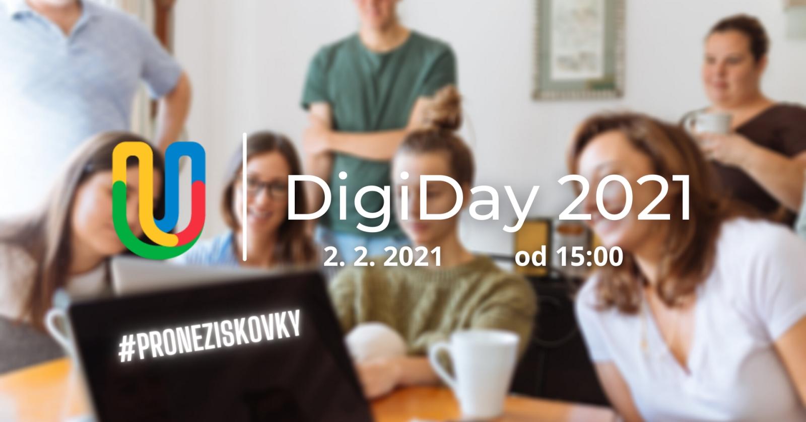 GUG únor – DigiDay 2021