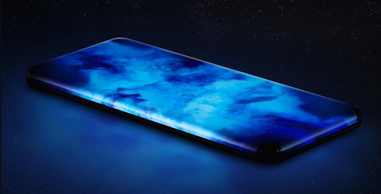Xiaomi ukázalo koncept s displejem zakřiveným do čtyř stran