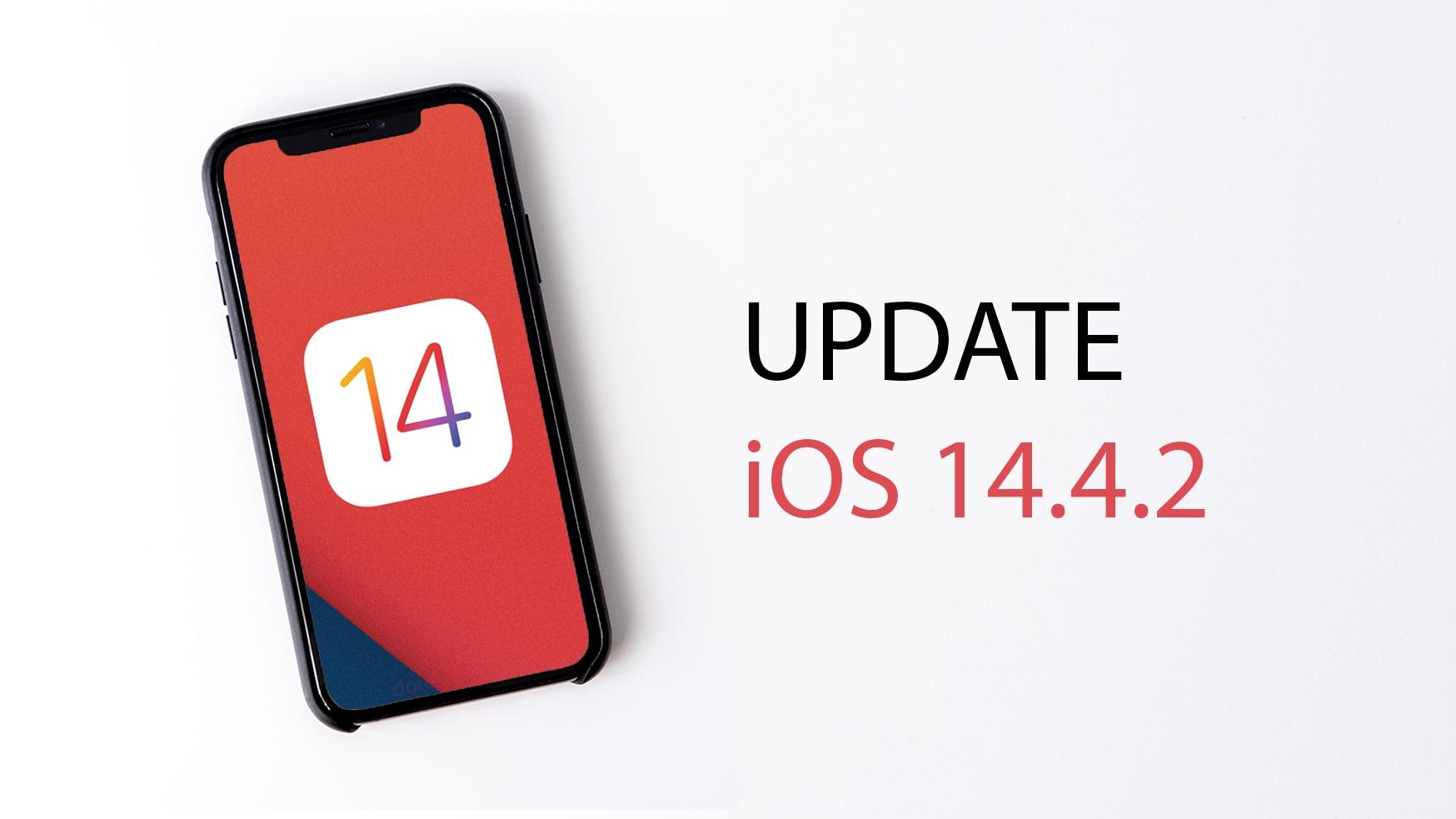 Apple vydal iOS 14.4.2 a 12.5.2, opravuje kritickou bezpečnostní chybu