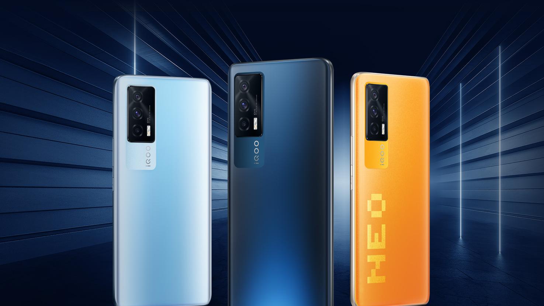 iQOO Neo 5 je nový herní mobil z dílny Vivo