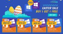 Velikonoční slevy až 55 % na produkty Microsoft v obchodě Godeal.com [sponzorovaný článek]