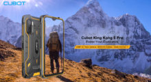 Cubot KingKong 5 Pro představen – stvořen pro outdoor aktivity [sponzorovaný článek]