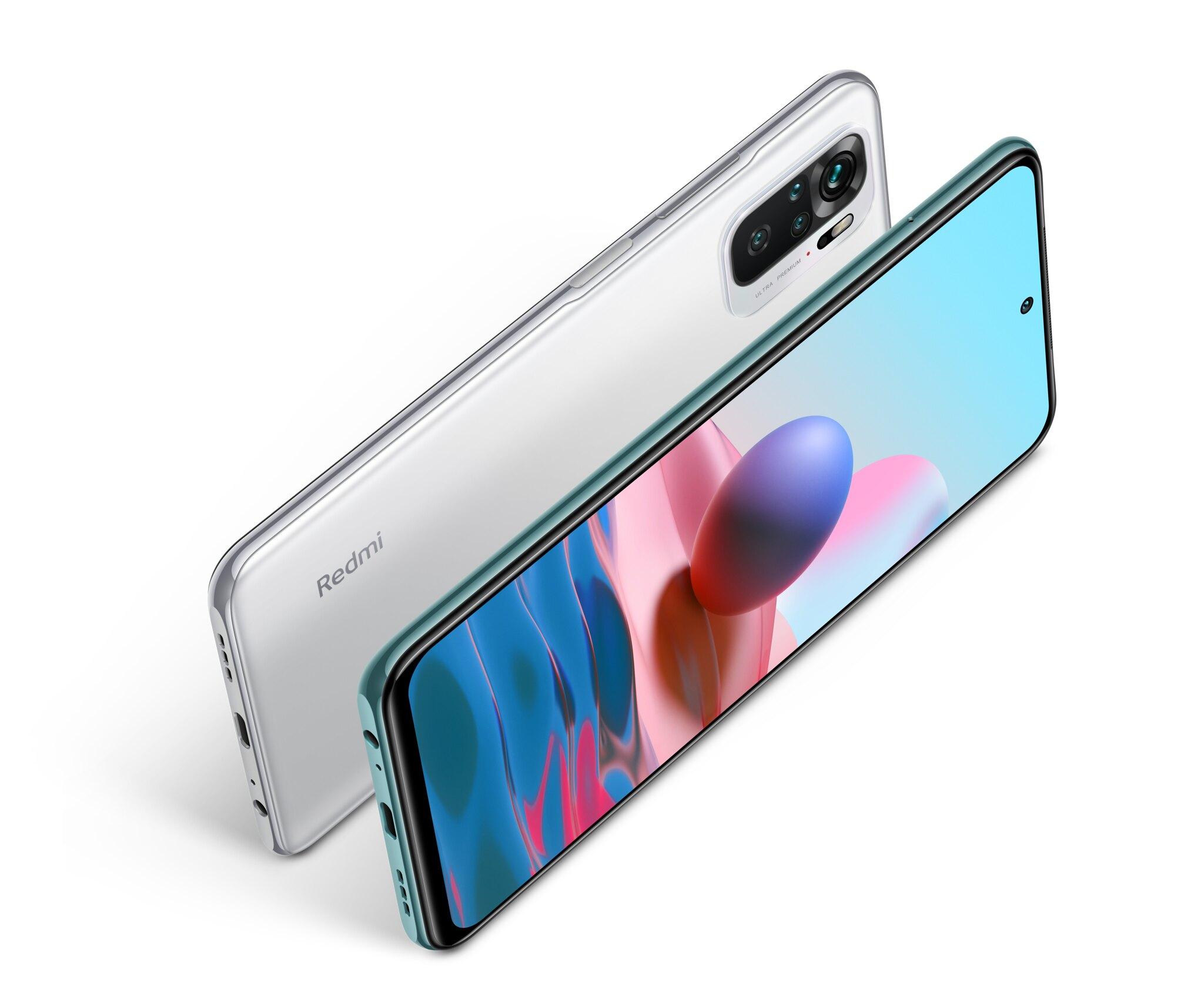 Redmi uvedlo ještě novinky Note 10S a Note 10 5G