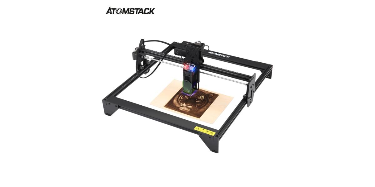 Gravírovací laser pro domácí použití v akci [sponzorovaný článek]