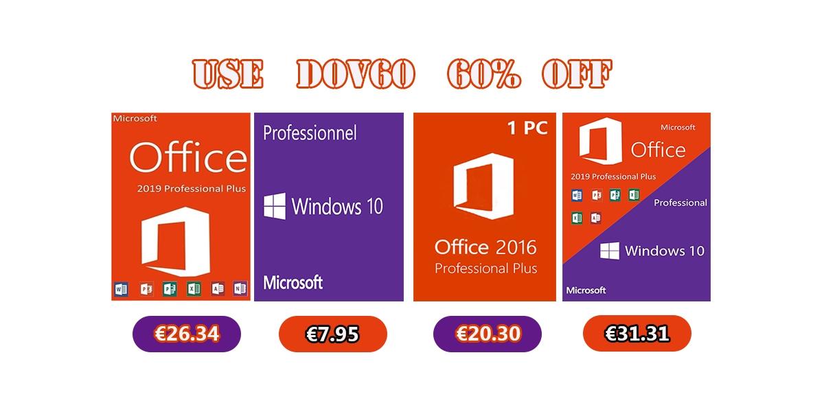 Windows 10, Office 2019 a Minecraft za hubičku [sponzorovaný článek]