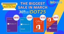 Slevy 30 % na Windows a mnohem více pouze do konce března na Bobkeys.com! [sponzorovaný článek]