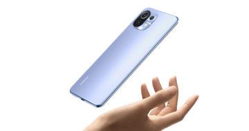 Xiaomi Mi 11 Lite 5G; Zdroj: Xiaomi