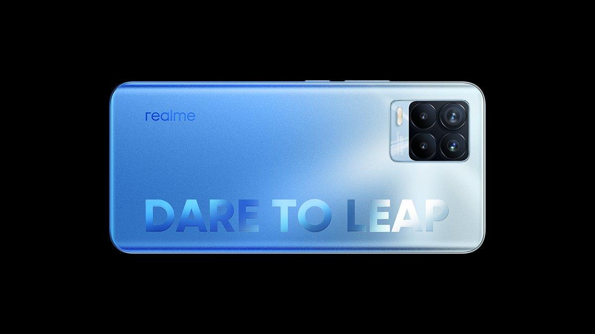 Realme 8 Pro představen, chlubí se 108MPx foťákem