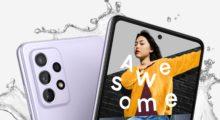 Samsung představil Galaxy A72, foto mobil střední třídy?
