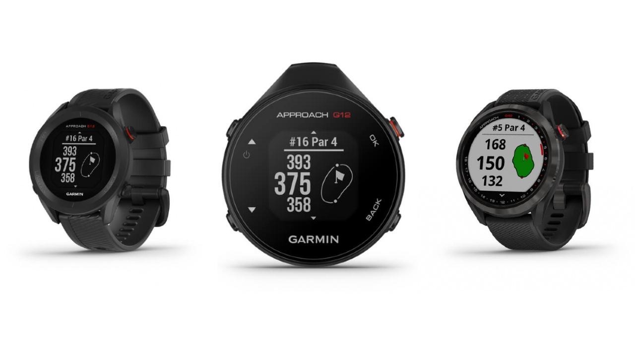 Garmin představil chytré hodinky pro golfisty