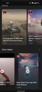 Google Discover YouTube Shorts 4 1080x2340x