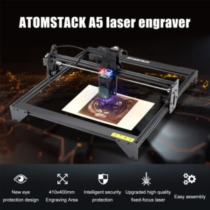 Gravírovací laser