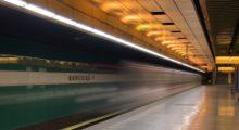 Pokrytí signálem LTE se rozšiřuje o další stanice metra