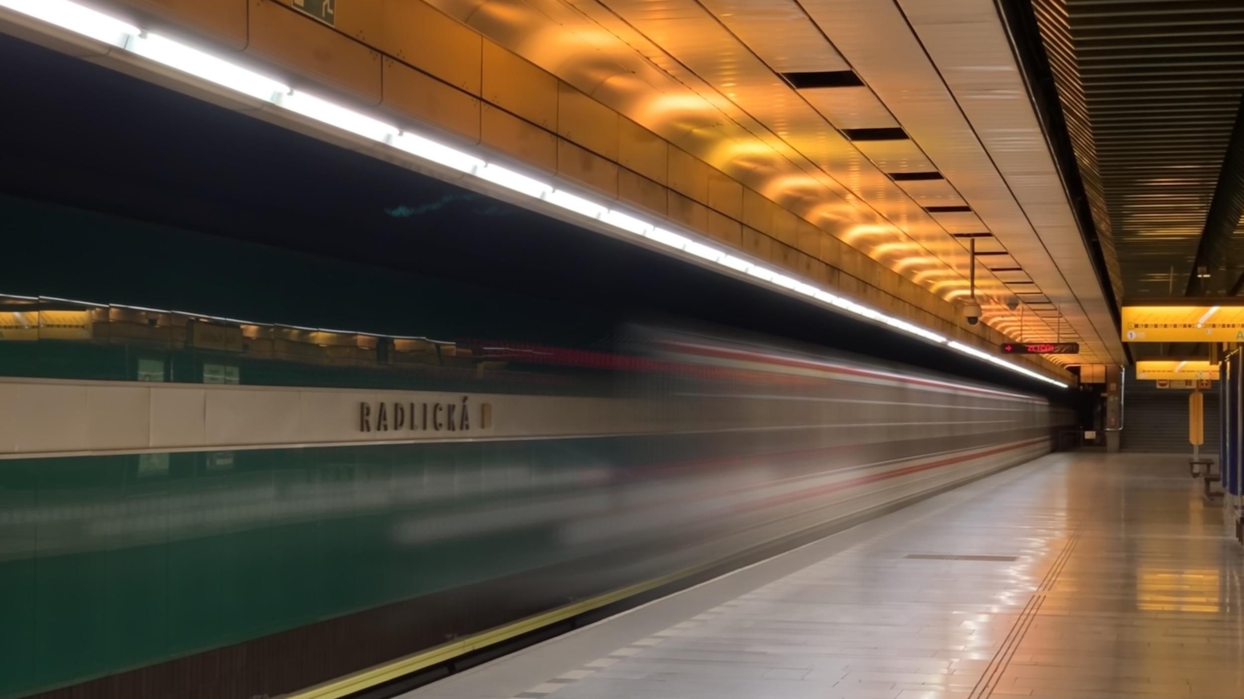 Mobilní signál se rozšiřuje o další stanice metra [aktualizováno]