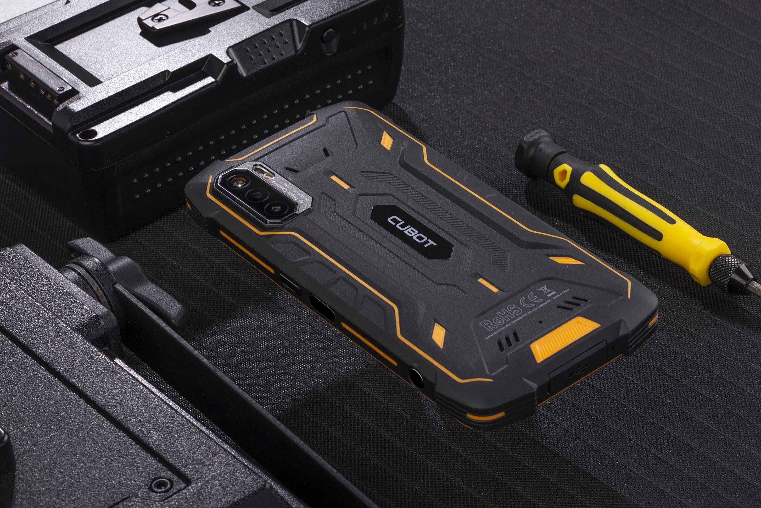 Cubot KingKong 5 Pro s 8000mAh baterií je tady a rovnou v akci za 2850 Kč [sponzorovaný článek]