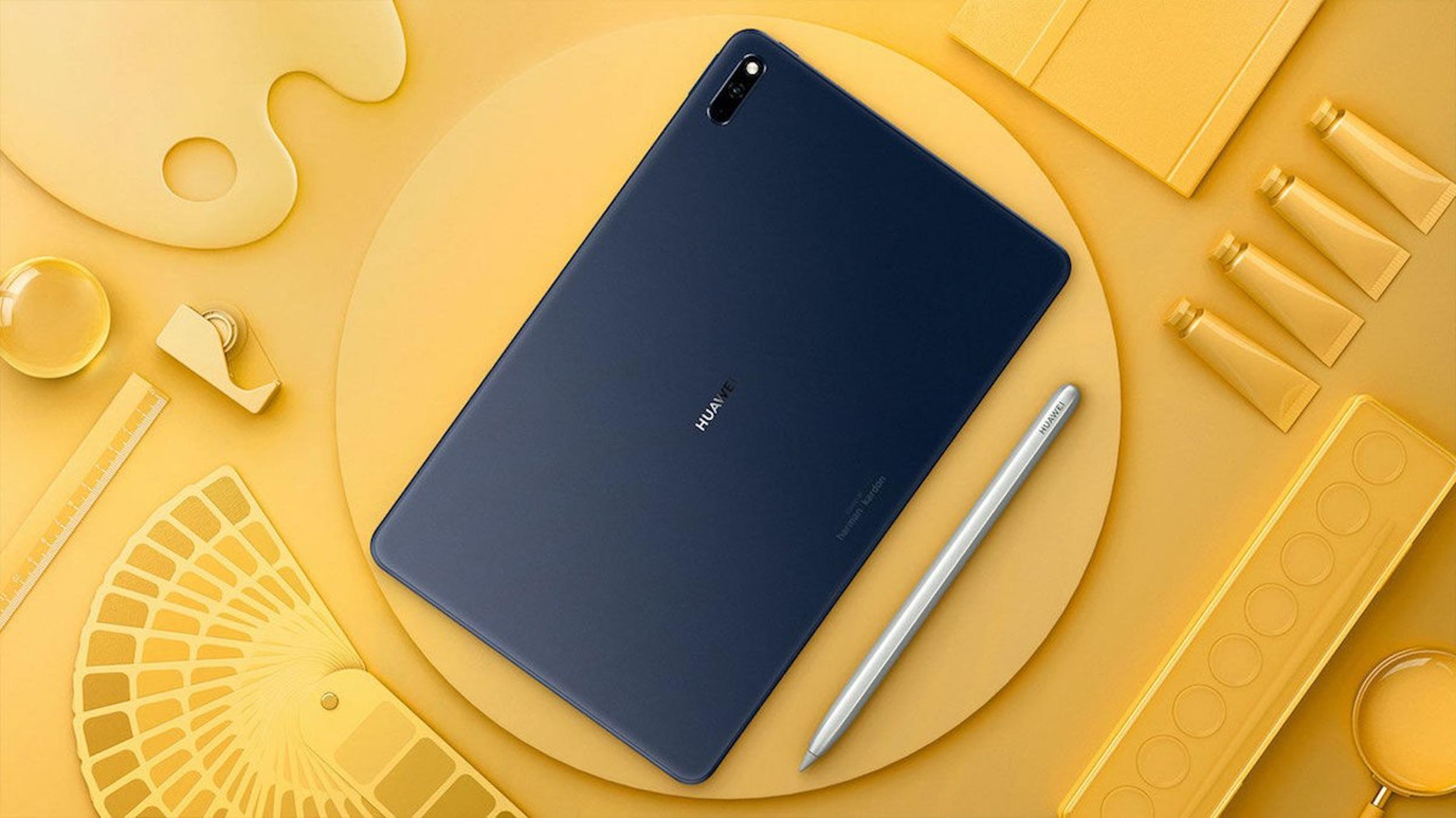Huawei přinese MatePad 10.4 již za pár dnů