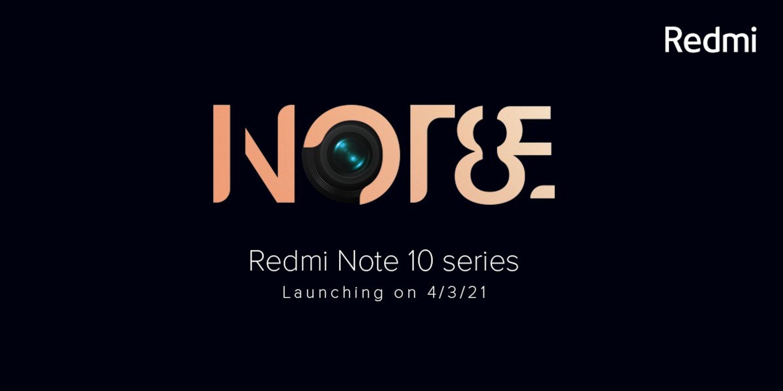 Nový Redmi Note 10 přijde ve verzi Pro Max