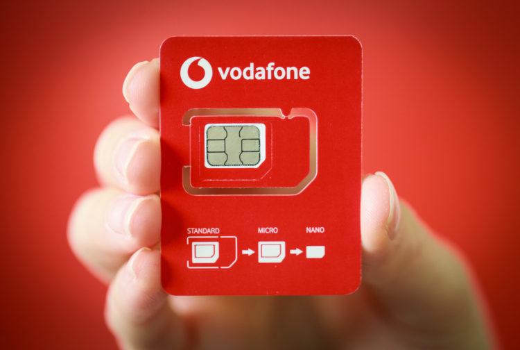 SIM Vodafone 02 4000x2687x