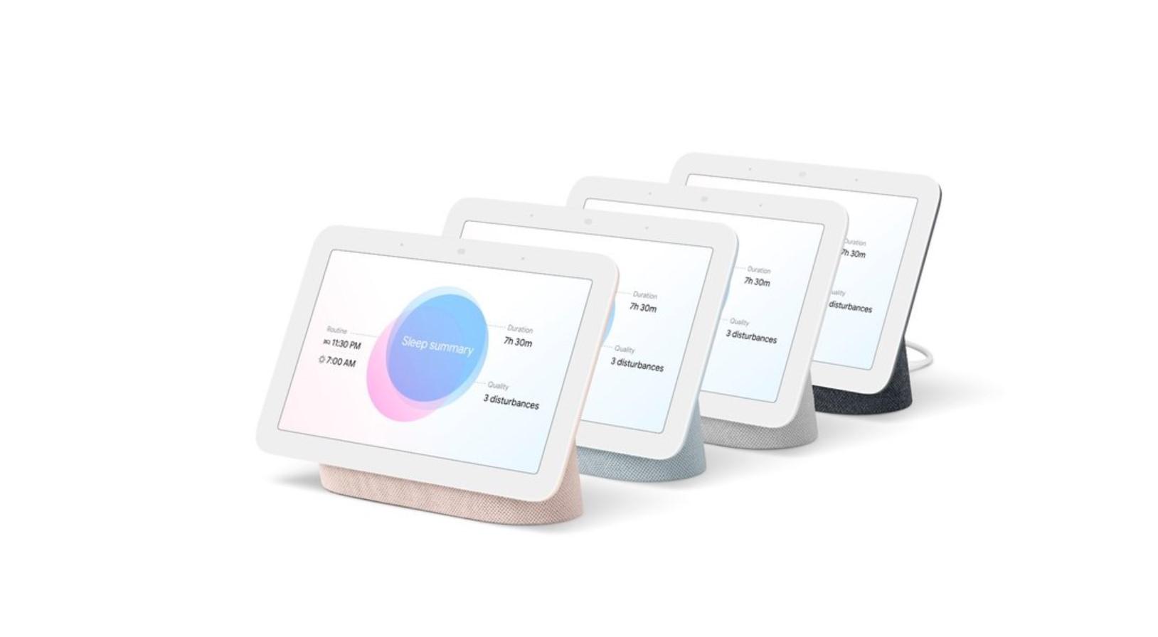 Google představil Nest Hub 2. generace s radarem