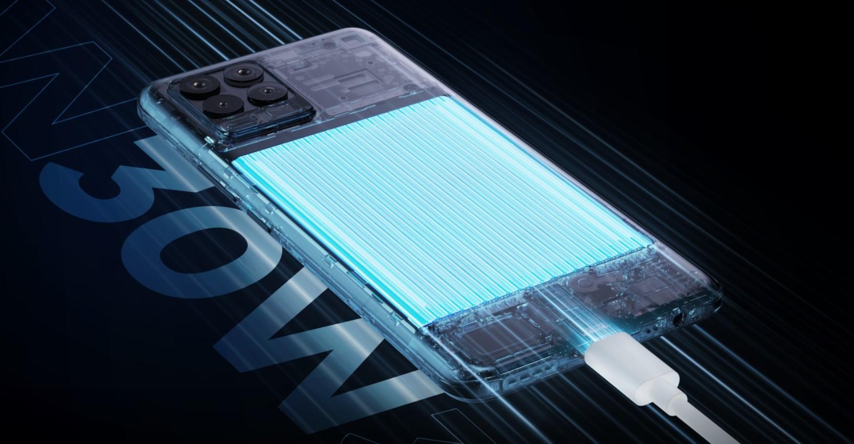 Realme 8 oficiálně, láká na baterii a cenu
