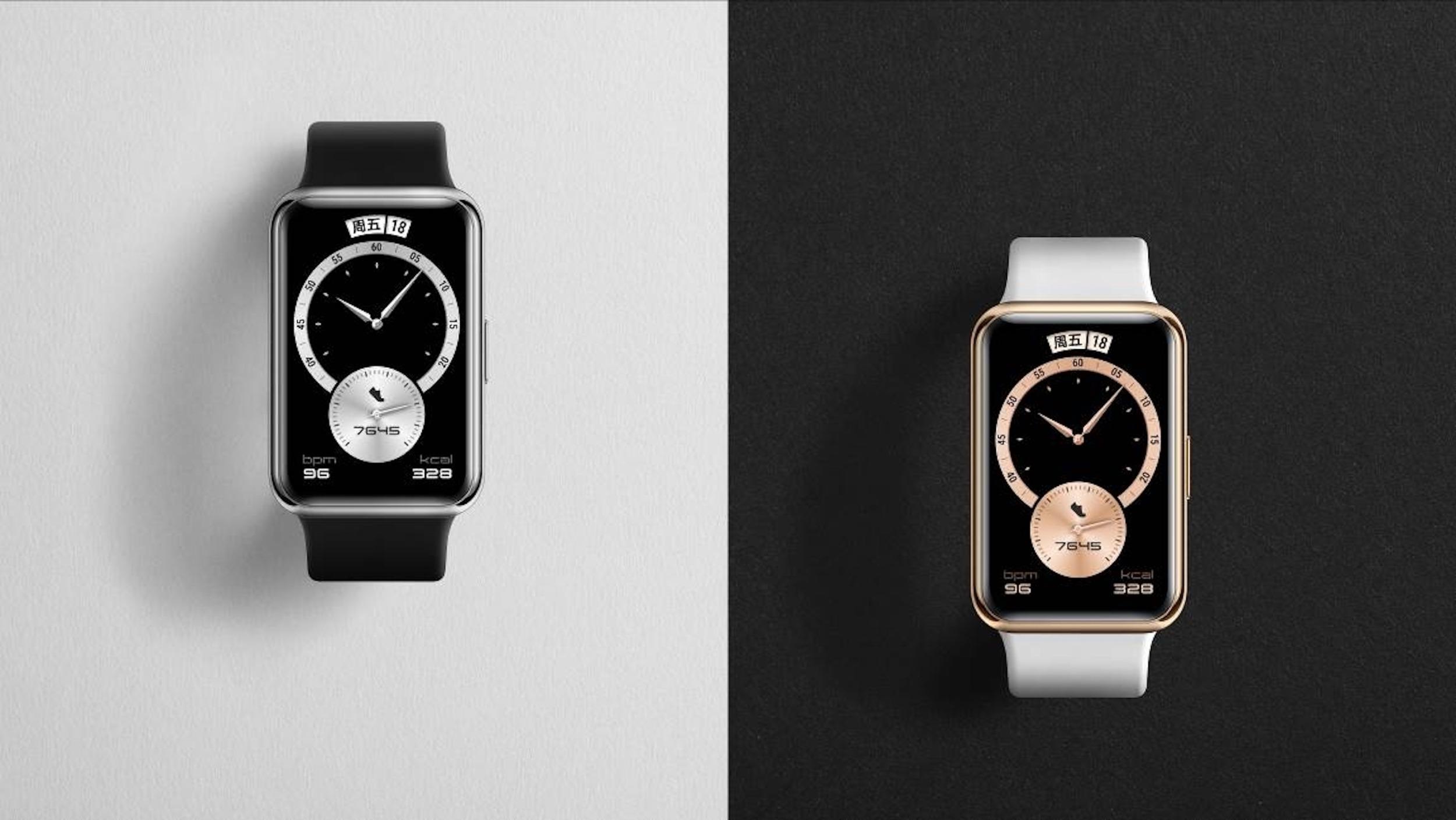 Huawei uvedl Watch Fit v edici Elegant