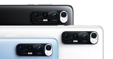Xiaomi Mi 10S; Zdroj: Xiaomi