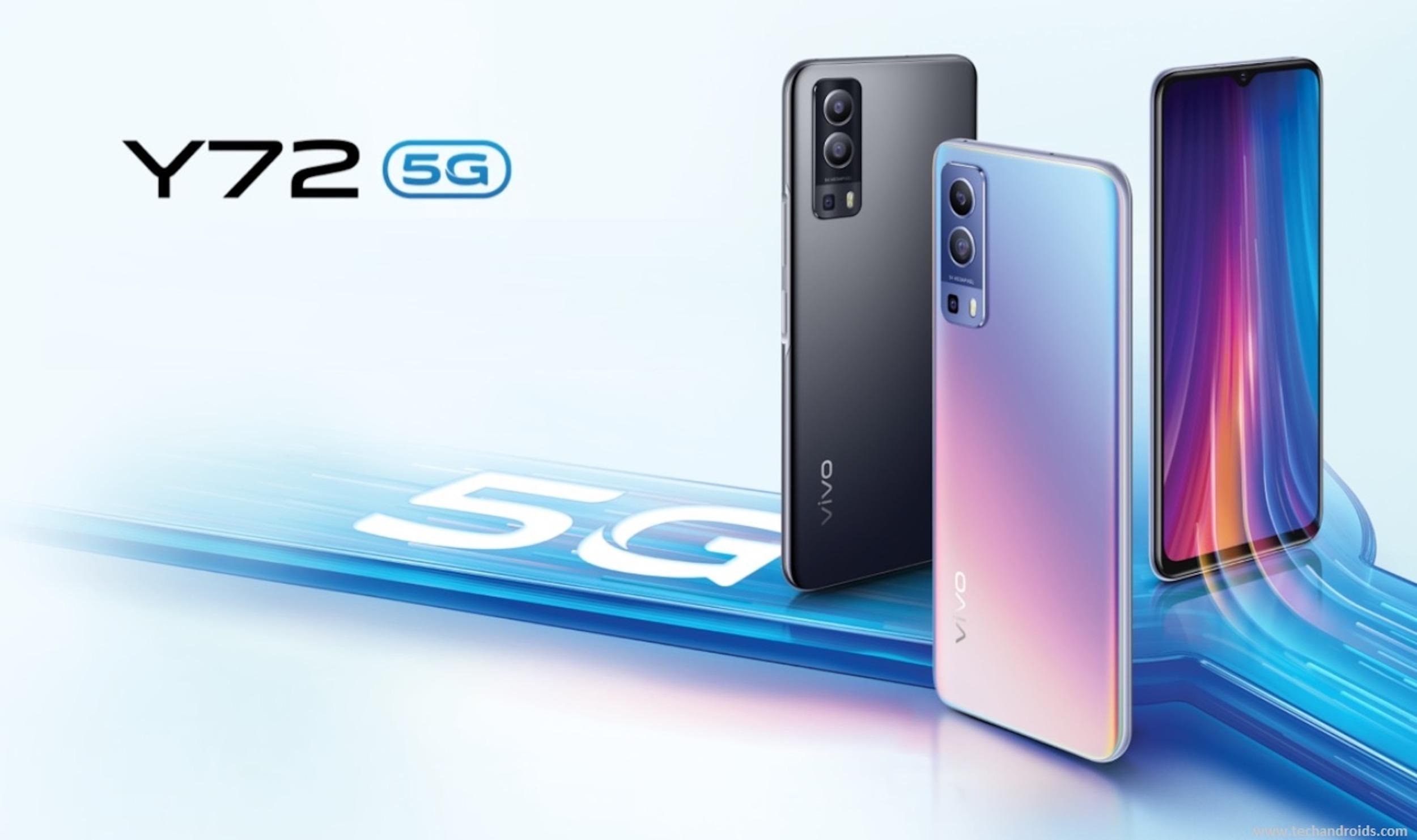 Vivo Y72 směruje mezi 5G smetánku